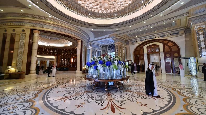 Nach Freilassung saudischer Prinzen: Luxushotel Ritz-Carlton in Riad steht vor Wiedereröffnung