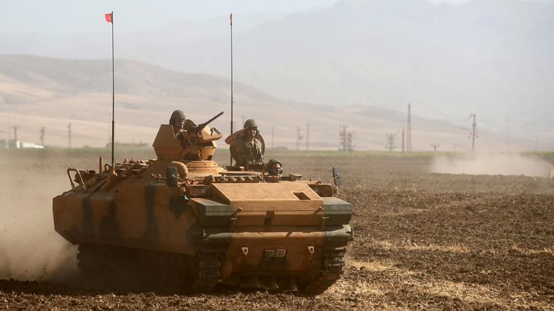 Türkischer Premierminister: Wir töten auch US-Soldaten in kurdischer YPG-Uniform
