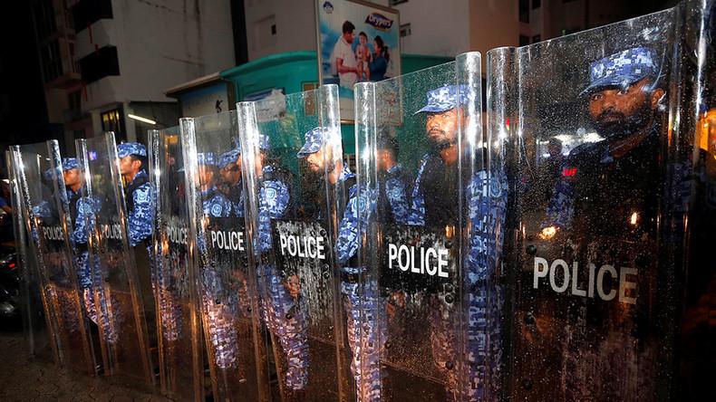 Ausnahmezustand im Urlaubsparadies Malediven verhängt