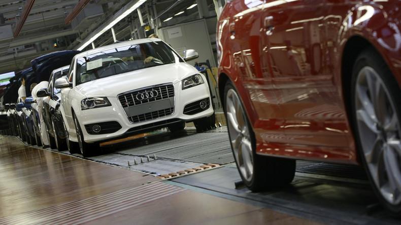 Razzia bei Audi – Staatsanwaltschaft durchsucht die Zentrale des Autobauers