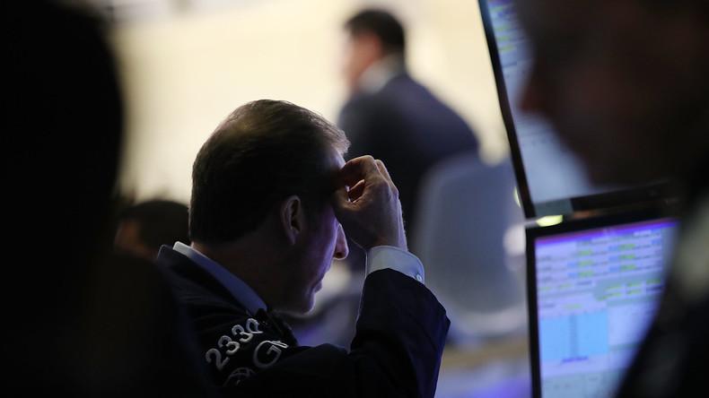 Reichste Personen der Welt verlieren 114 Milliarden Dollar wegen Talfahrt der Börsen