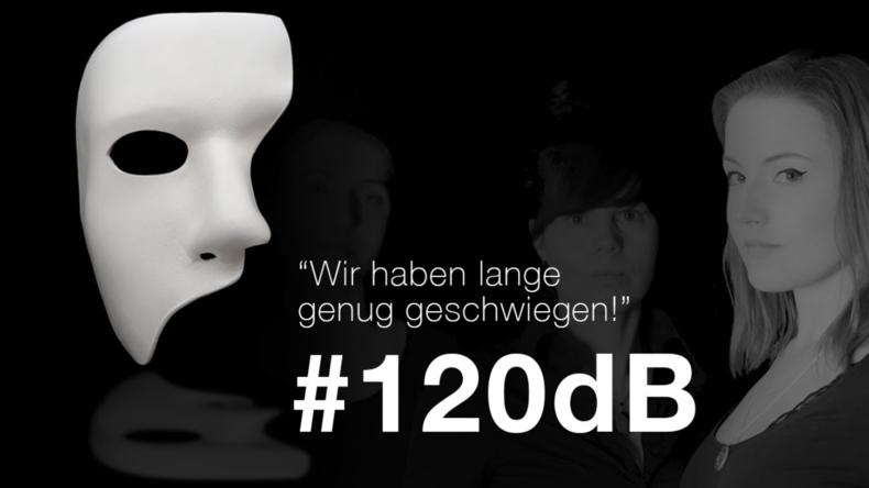 """""""120 Dezibel"""" - Aktivistinnen starten Kampagne gegen """"importierte"""" Gewalt an Frauen in Europa"""