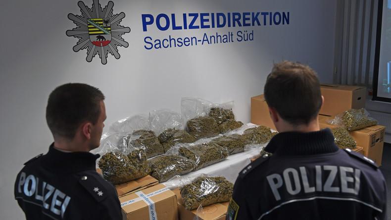 Kriminalbeamtenverband BDK fordert ein Ende des Cannabis-Verbots