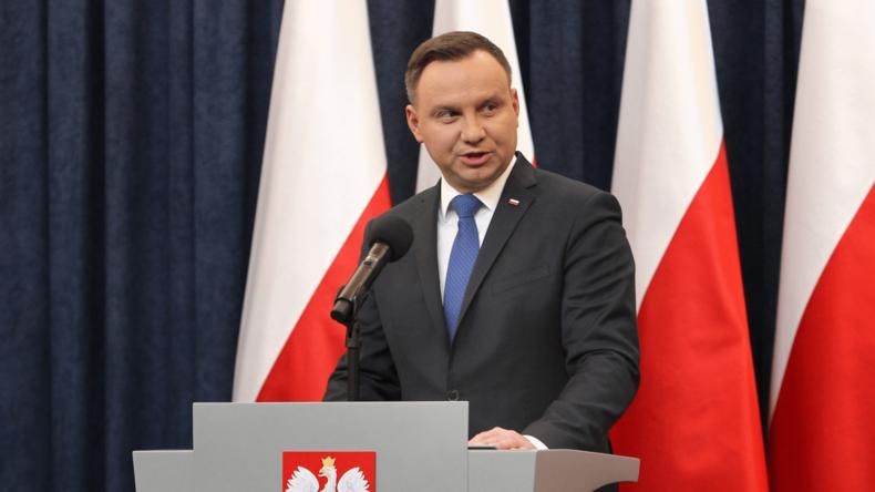 """Streit zwischen Israel und Polen: Präsident Duda wird kontroverses """"Holocaust-Gesetz"""" unterschreiben"""