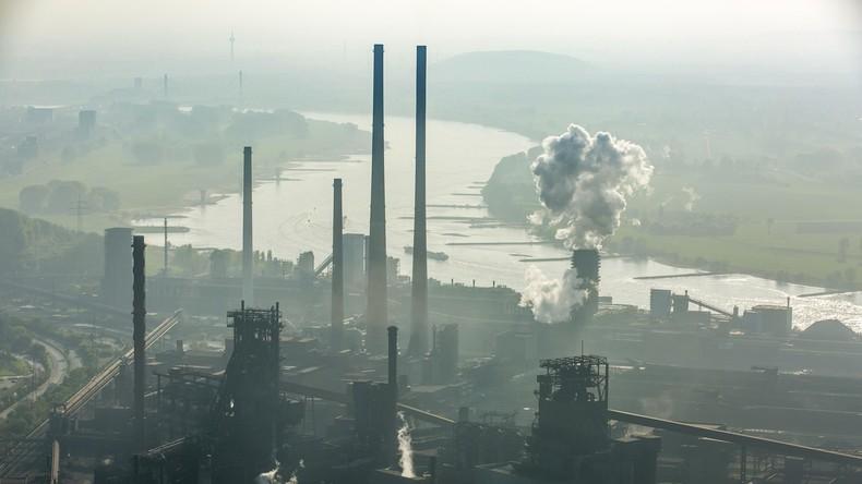 EU-Parlament stimmt für Reform des CO2-Emissionshandels