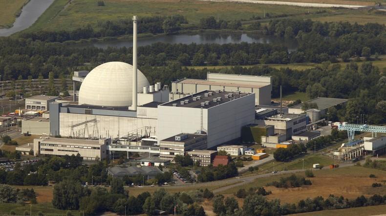 Kernkraftwerk Unterweser darf abgebaut werden