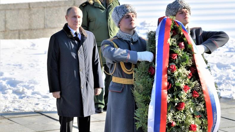 Umgang mit Stalingrad - Eine moralische Bankrotterklärung der Bundesregierung