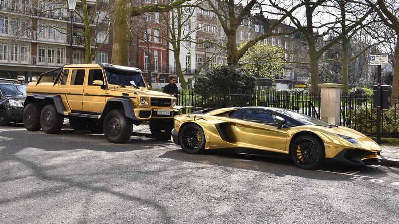 Großbritannien: Wohlhabende Russen müssen Vermögensherkunft erklären - oder es wird beschlagnahmt