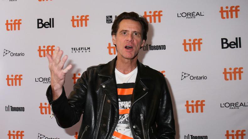 Hollywood-Star Jim Carrey gegen Facebook: Dahinter stecke die russische Einmischung