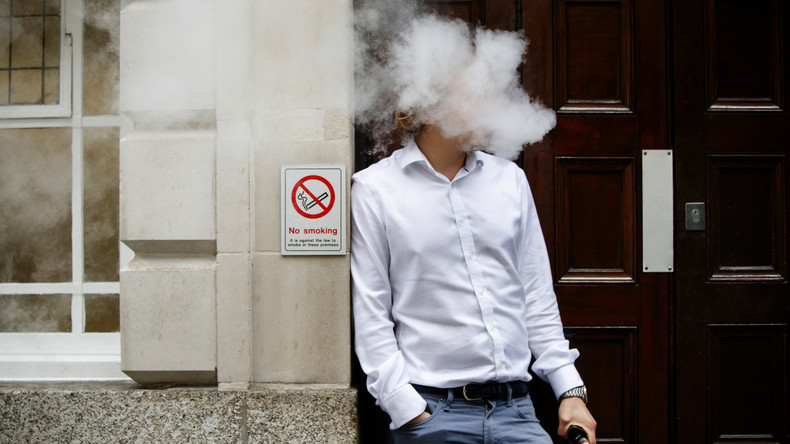 Neue Studie: E-Zigaretten um mindestens 95 Prozent weniger schädlich als herkömmliche Glimmstängel