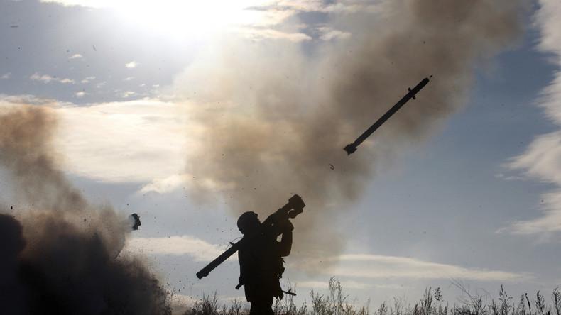 Abschuss von Su-25 in Syrien: MANPADS für Terroristen vom US-Kongress selbst abgesegnet