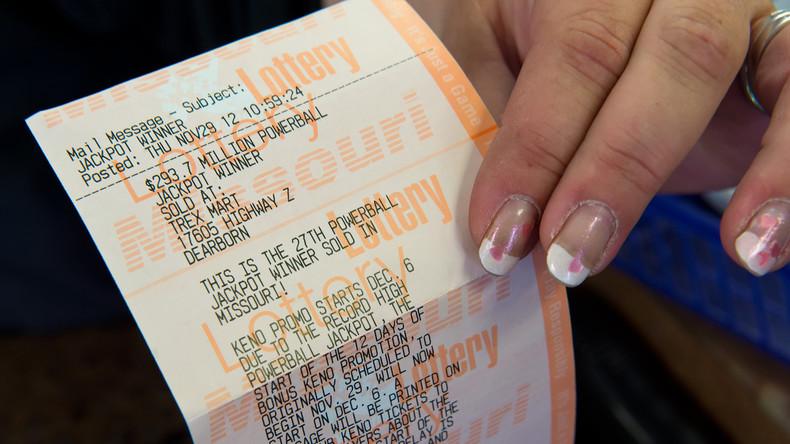 US-Lottogewinnerin kämpft um Anonymität