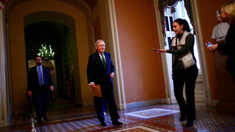 Nach monatelangem Streit: Republikaner und Demokraten im US-Senat einigen sich auf Haushaltspaket