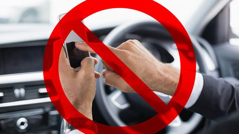 Frankreich: Verbot für Handy-Nutzung am Steuer auch im stehenden Wagen