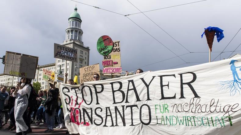 Monsanto-Kauf durch Bayer von brasilianischen Wettbewerbshütern genehmigt