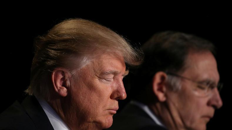 Russische Gebete in Washington - Stiftung lädt zu internationalem Frühstück mit Donald Trump