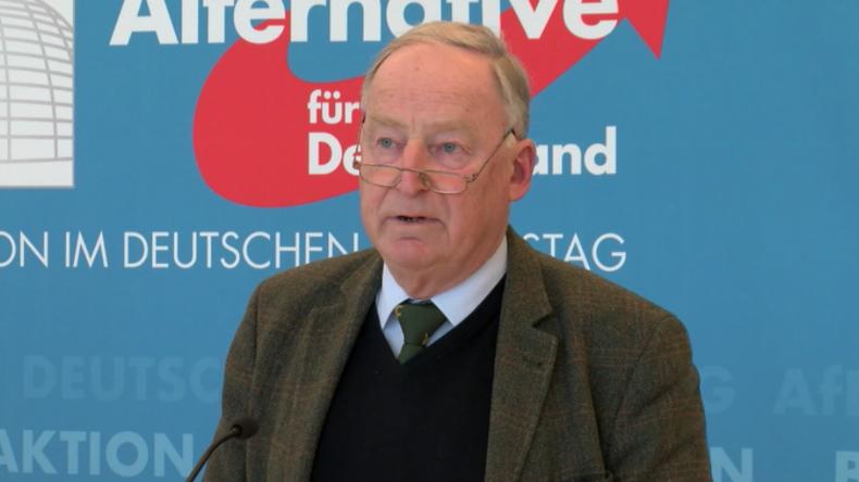 """""""Die CDU für Merkels Kanzlerschaft aufgegeben"""" – Gauland zur GroKo-Einigung"""