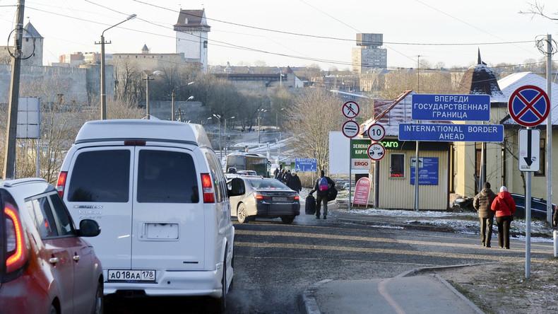 Estland will Grenze zu Russland buchstäblich um jeden Preis errichten