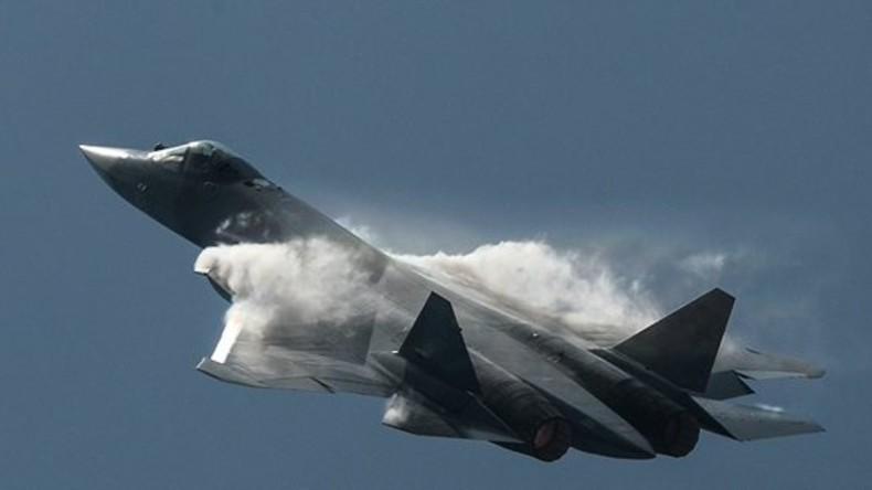 Russische Luftstreitkräfte bekommen neueste Kampfjets
