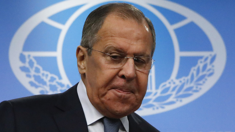 Lawrow warnt: USA brachen Versprechen eines Abzugs nach IS-Zerschlagung und wollen Syrien aufteilen