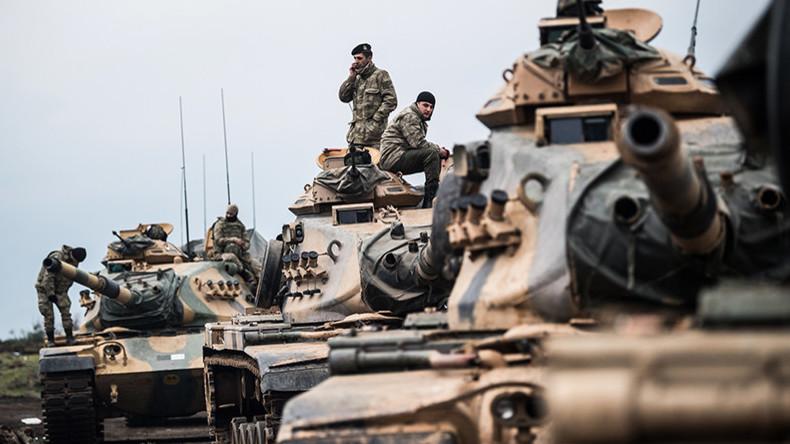 Erdogan zu Syrien: Türkei wird nach Militärmission in Afrin nach Idlib weiterziehen