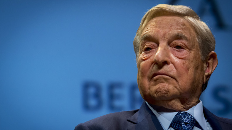 George Soros investiert 500.000 US-Dollar in Anti-Brexit-Kampagne