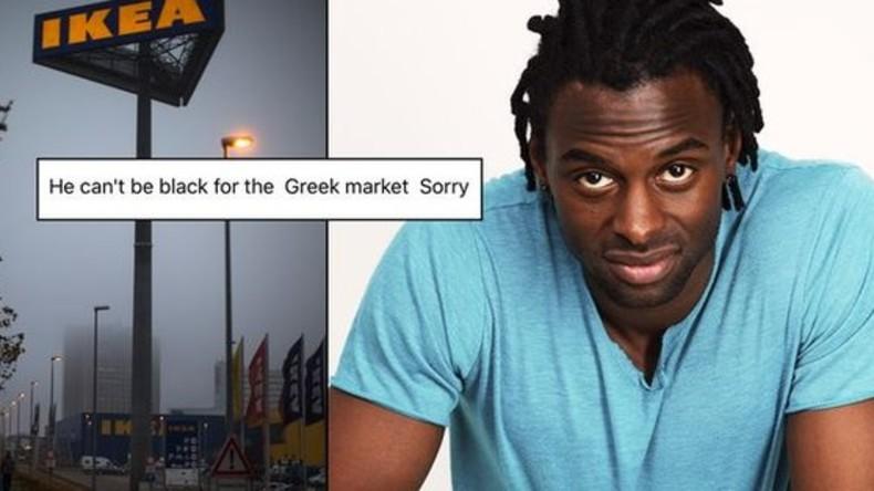 Hautfarbe unpassend: Schwedischer Schauspieler kann nicht in IKEA-Werbespot mitmachen