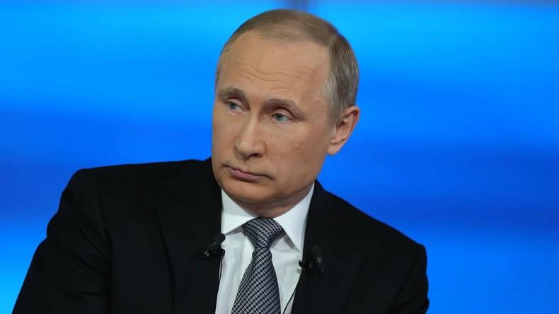 Wladimir Putin gesteht: Er hat kein Smartphone