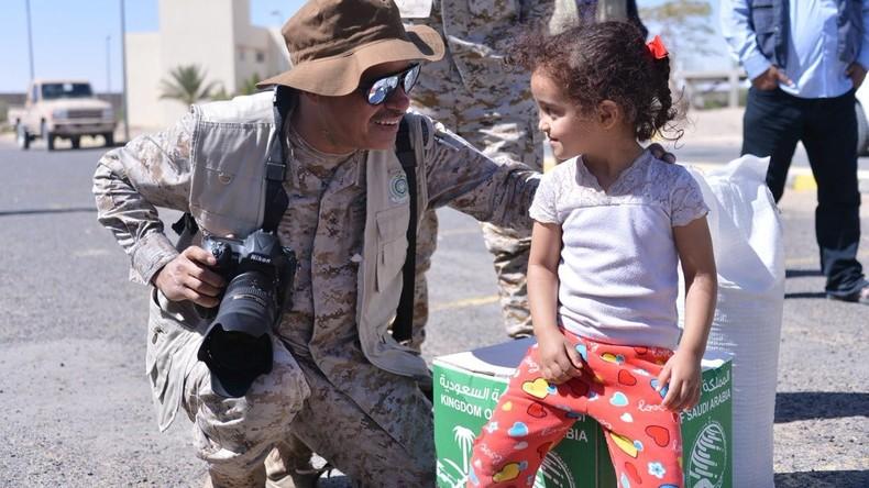 Westliche PR-Hilfe, Geld für die UNO: Wie Saudi-Arabien seinen Krieg im Jemen einparfümiert