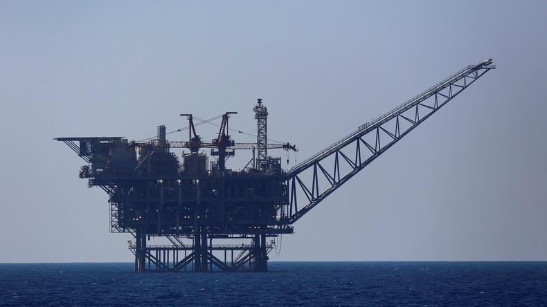 Erdgas unter dem Meeresboden nahe Zypern entdeckt