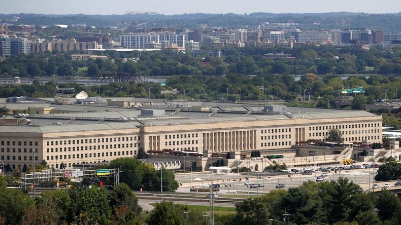 Aufmarsch oder Entfernung: Pentagon kann tausende Soldaten und Offiziere feuern