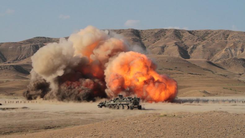 """Russland nach US-Bombenmassaker gegen Regierungsmiliz: US-Präsenz in Syrien ist """"illegal"""""""