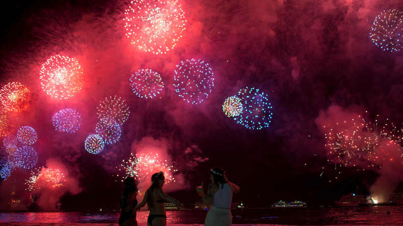 LIVE ab 12 Uhr: Olympische Winterspiele in PyeongChang werden mit Feuerwerk eröffnet