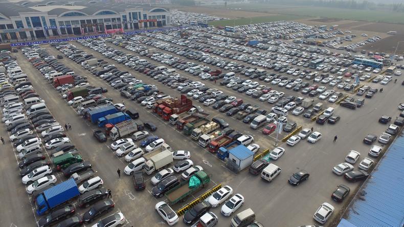 Chinesen kaufen deutlich mehr Autos