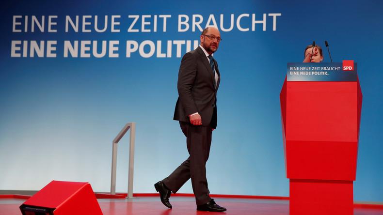 Nach massiver Kritik: SPD-Chef Martin Schulz wird doch nicht neuer Außenminister unter Merkel