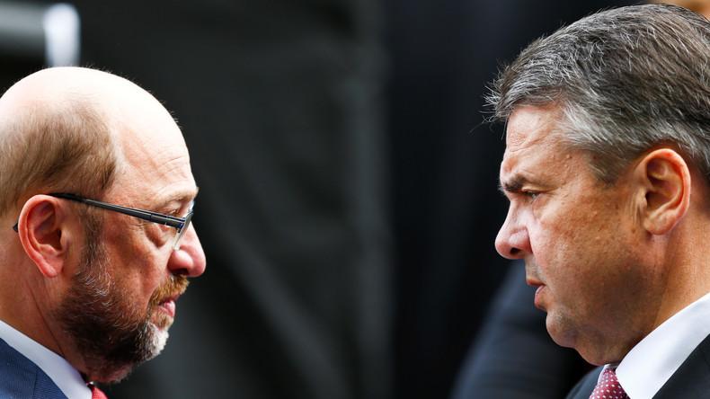 Sozialdemokratie fix und fertig: SPD-Führung versinkt im Machtkampf