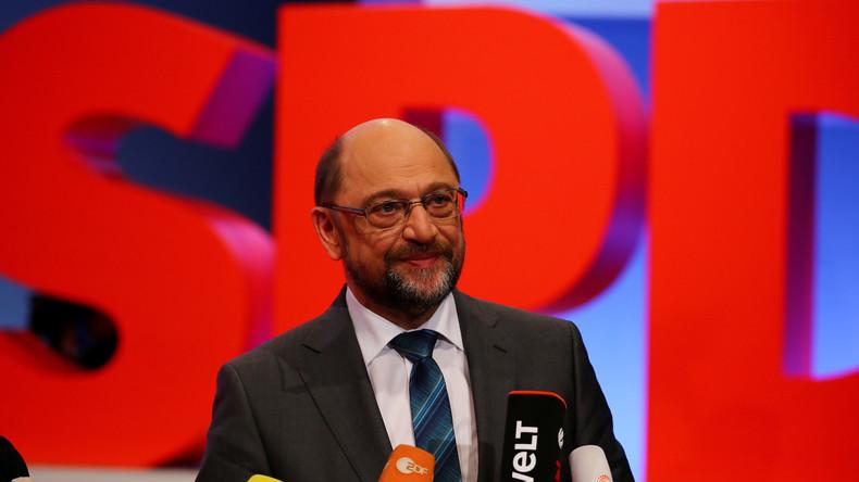 """Verzichterklärung von Schulz im Wortlaut: """"Ich hoffe, dass die Personaldebatten damit beendet sind"""""""