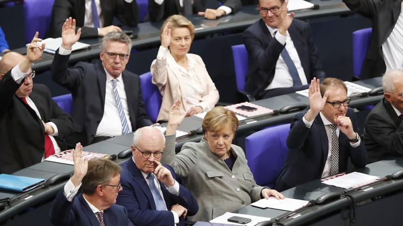 Neues aus den Unterklassen: Die neoliberale Einheitsfront im Bundestag