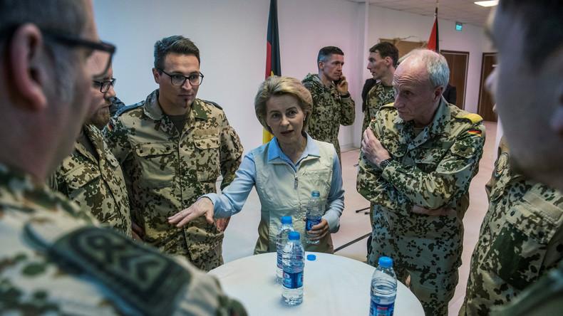 Planung dauerhafter Präsenz: Von der Leyen lotet im Irak neue  Einsätze für die Truppe aus