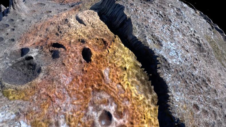 Asteroid rauscht nah an der Erde vorbei
