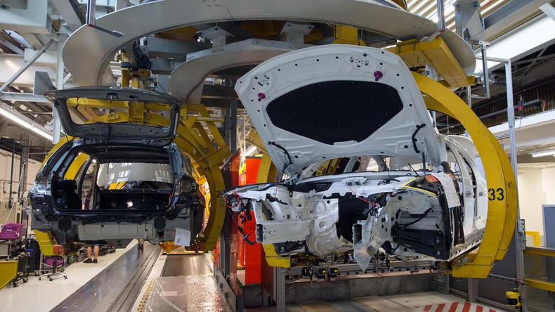 EU-Kommissarin: Autoindustrie anfällig für Kartelle