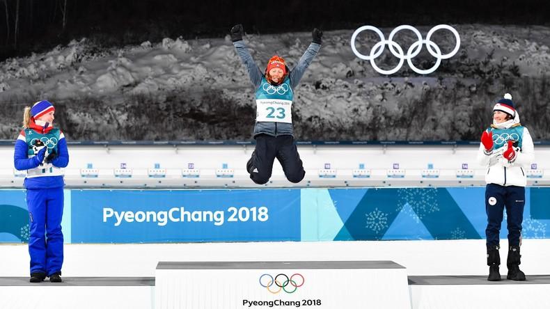 Dahlmeier holt in Pyeongchang erstes Olympia-Gold für Deutschland