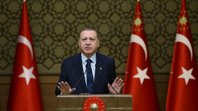 Türkischer Hubschrauber in Syrien abgeschossen