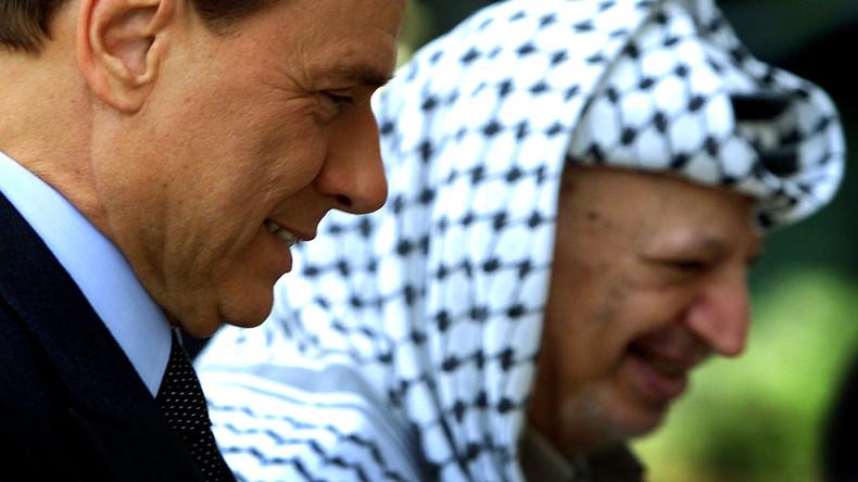 Arafat und Berlusconi - Tagebücher erzählen von Bestechungsgeldern durch den Medienmagnaten