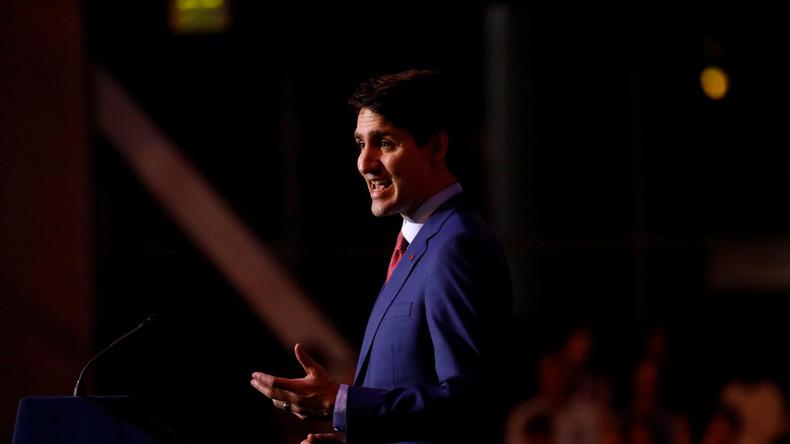 """""""Peoplekind"""" – Kanadas Regierungschef übt sich in Neusprech"""