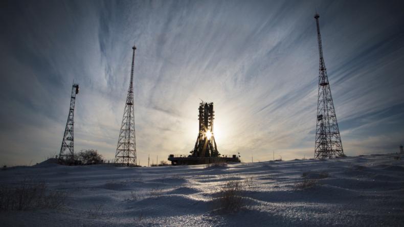 Start von russischem Raumfrachter zur ISS verschoben