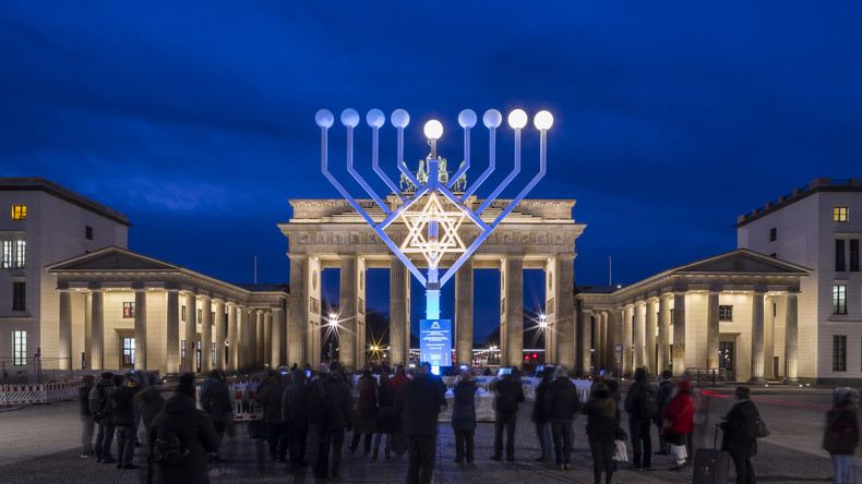 Deutschland: Im Schnitt vier antisemitische Straftaten am Tag