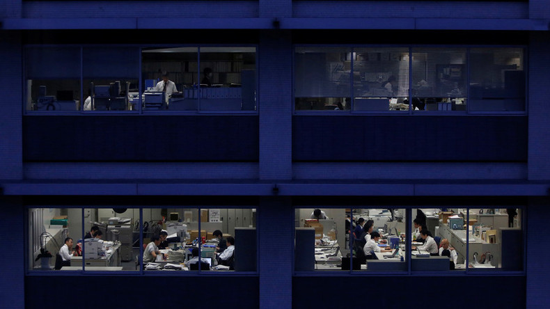 Japaner schläft beim Fahren ein und stirbt: Arbeitgeber entschädigt Familie mit 700.000 US-Dollar