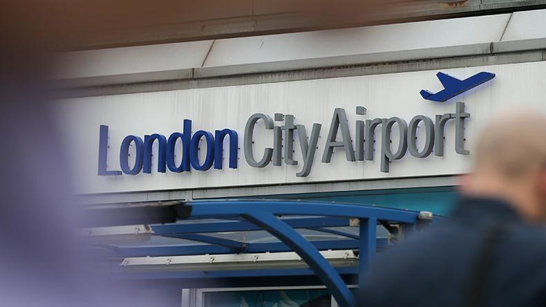 Flughafen in London wegen Weltkriegsbombe gesperrt