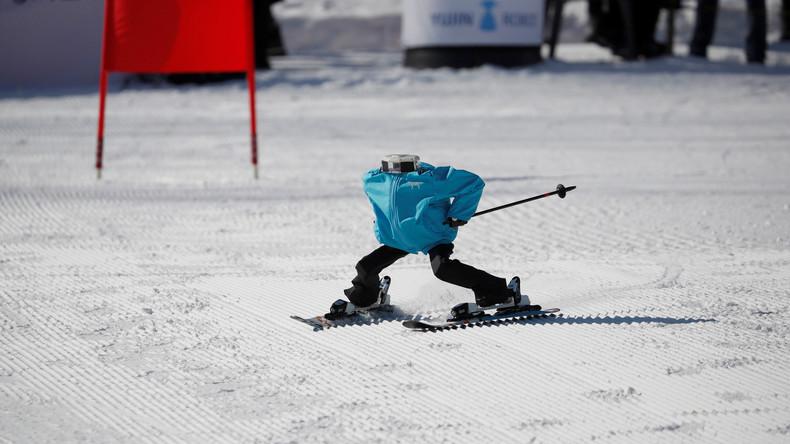 Olympische Spiele 2.0: Erstmals Roboter auf der Piste